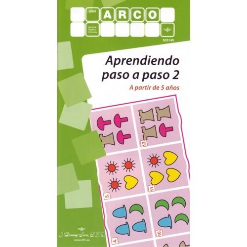 APRENDIENDO PASO A PASO 2