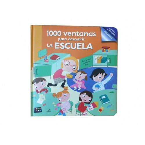 COLECCIÓN 1.000 VENTANAS Escuela