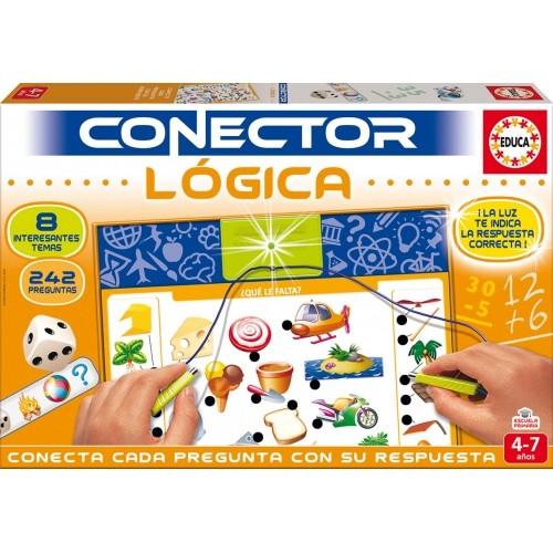 CONECTOR LÓGICA