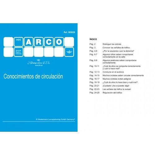 CONOCIMIENTOS DE CIRCULACIÓN
