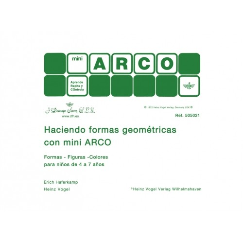 HACIENDO FORMAS GEOMÉTRICAS