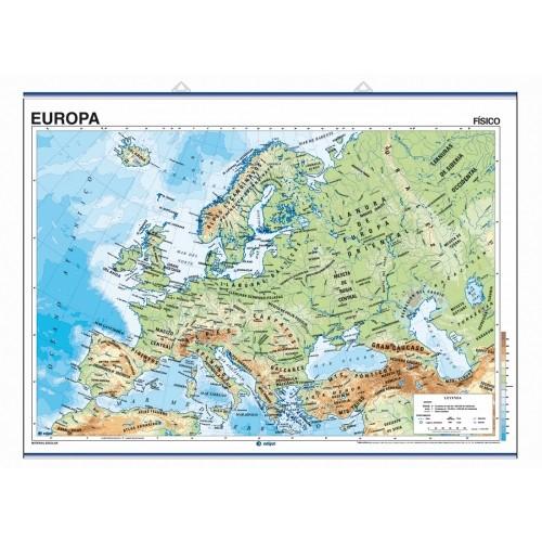 Mapas murales GRUPO II