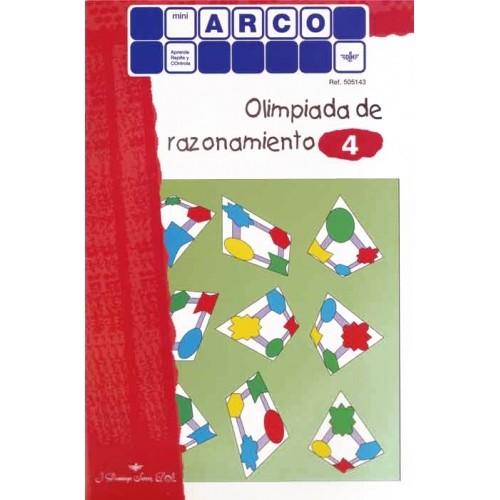 OLIMPIADA DE RAZONAMIENTO 4