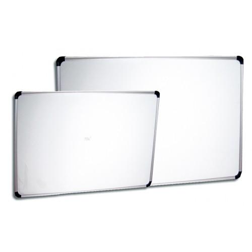Pizarra magnética marco aluminio 120 x 90 cm