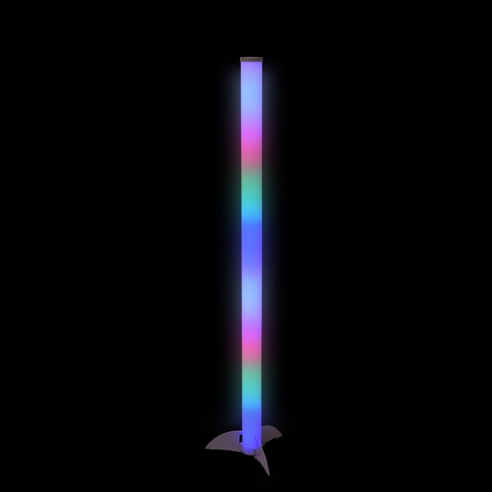 TUBO SENSORIAL LUZ COHETE- ROCKET LIGHT