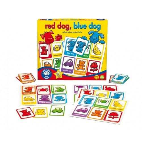 RED DOG, BLUE DOG (INGLÉS)