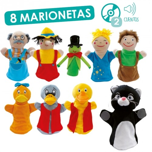 SET MARIONETAS CLÁSICAS 2