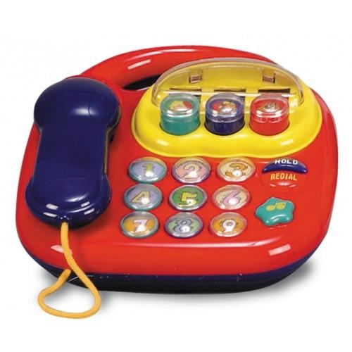 TELÉFONO MUSICAL