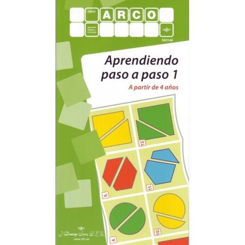 APRENDIENDO PASO A PASO 1