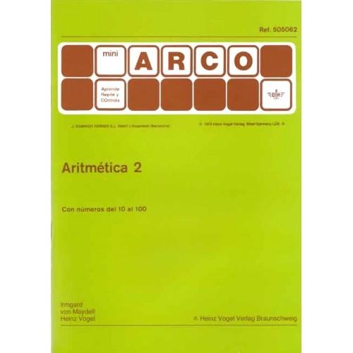 ARITMÉTICA 2 (con números del 10 al 100)