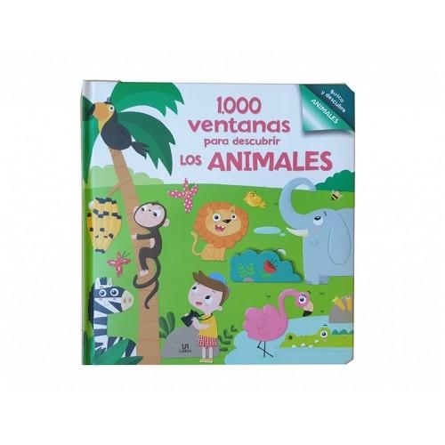 COLECCIÓN 1.000 VENTANAS Animales