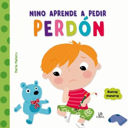 Colección BUENAS MANERAS PERDÓN