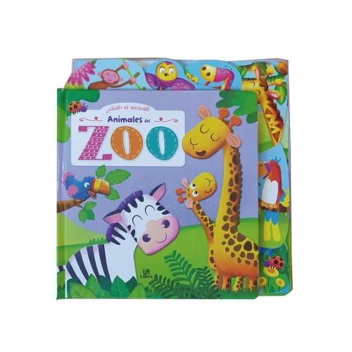 COLECCIÓN QUIEN SE ESCONDE Zoo
