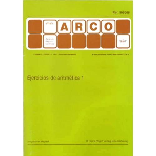 EJERCICIOS DE ARITMÉTICA 1