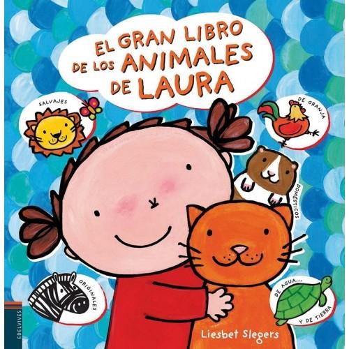 EL GRAN LIBRO DE ANIMALES DE LAURA
