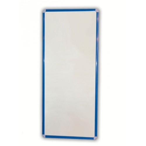 Espejo infantil marco aluminio 120 x 50 cm