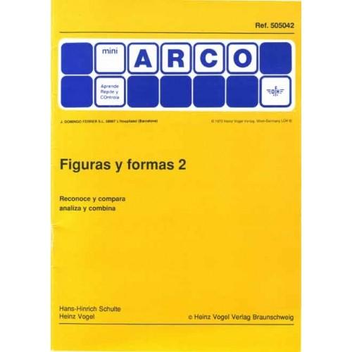 FIGURAS Y FORMAS 2 (Reconoce y compara, analiza y combina)