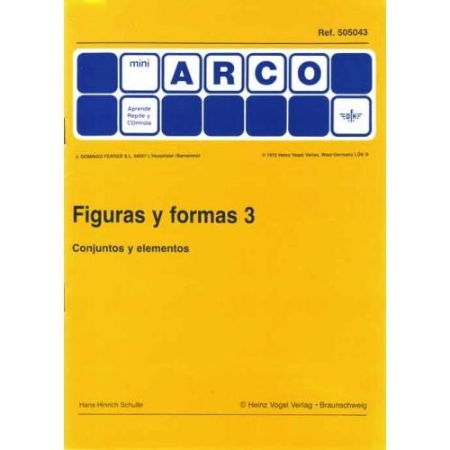 FIGURAS Y FORMAS 3  (Conjuntos y Elementos)