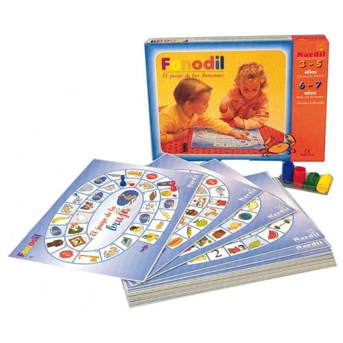Fonodil 1 juego de los fonemas