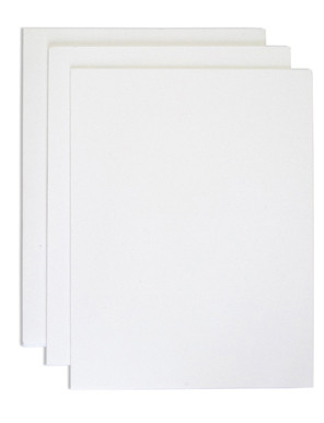 CARTON PLUMA 50x70cm