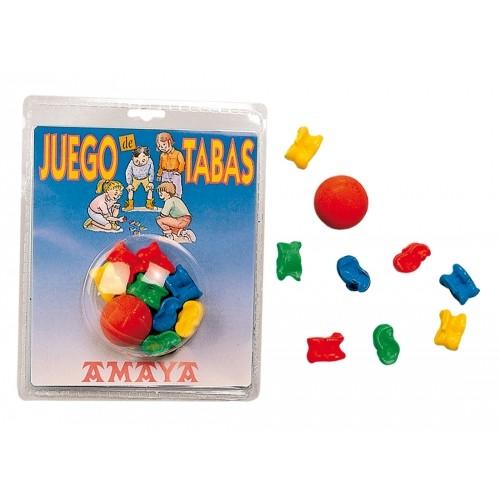JUEGO DE TABAS