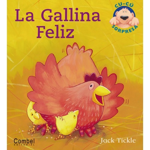LA GALLINA FELIZ LIBRO DESPLEGABLE