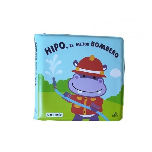 LIBRO PLÁSTICO HIPOPÓTAMO