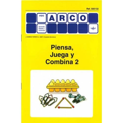 PIENSA , JUEGA Y COMBINA 2