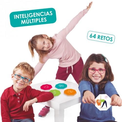 RETO DE LAS INTELIGENCIAS MÚLTIPLES