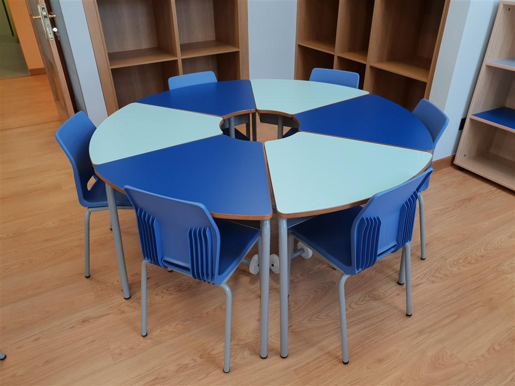 Mobiliario escolar Vigo Pontevedra
